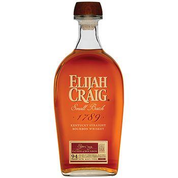 Elijah Craig Bourbon Small Batch Kentucky 94pf 750ml