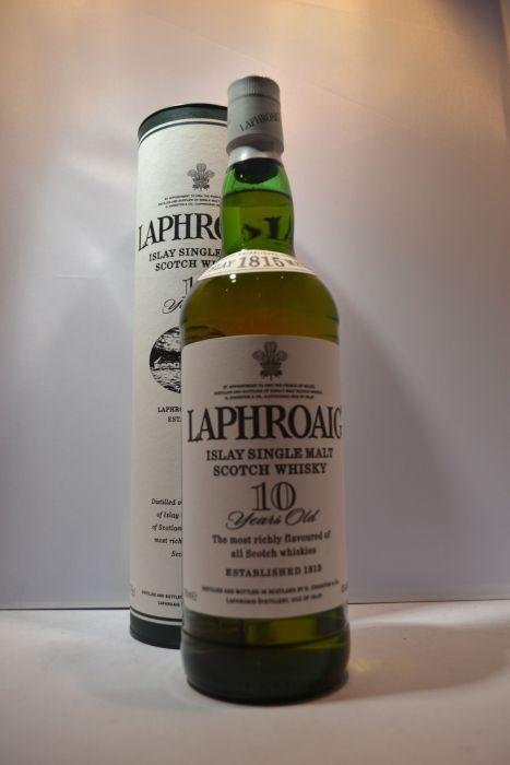 Laphroaig Scotch Single Malt Quarter Cask Whisky 96pf 750ml