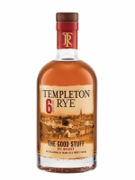 Templeton Whiskey Rye The Good Stuff Rye Whiskey Iowa 6yr 750ml