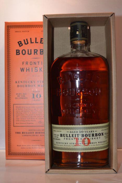 Bulleit Bourbon Small Batch 91.2pf 10yr 750ml