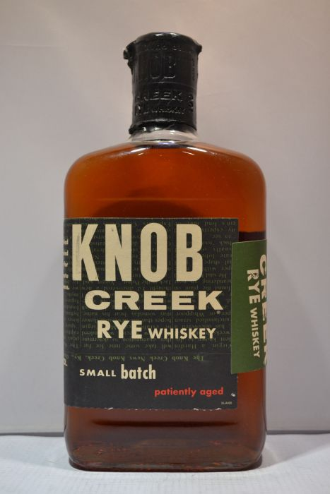 Knob Creek Whiskey Rye Kentucky 750ml