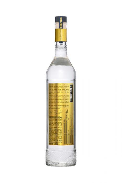 Stolichnaya Vodka Gold 750ml