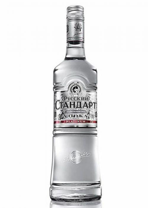Russian Standard Vodka Platinum 1.75li