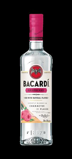 Bacardi Rum Raspberry 750ml