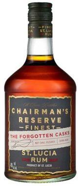Chairman's Reserve Rum The Forgotten Casks Saint Lucia 750ml