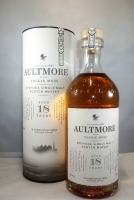 Aultmore Of The Foggie Moss Scotch Single Malt Speyside 92pf 18yr 750ml