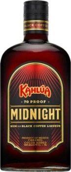 Kahlua Liqueur Midnight 70 Prf750ml