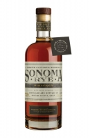 Sonoma Whiskey Rye Alembic Pot Distilled Sonoma County California 96pf 750ml