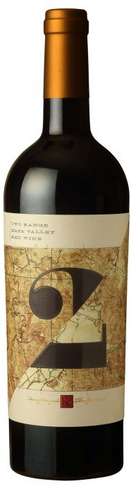 Rutherford Ranch Two Range Red Wine Napa 2015