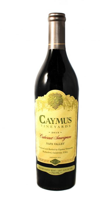 Caymus Cabernet Sauvignon Napa 2019