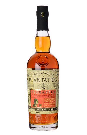 Plantation Rum Original Dark Pineapple Artisanal Infusion ...