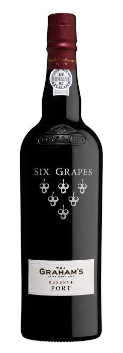 Grahams Porto Reserve Six Grapes Portugal 750ml