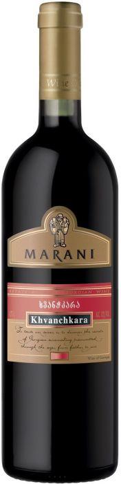 Marani Khvanchkara Red Wine Semi Sweet Georgia 2019