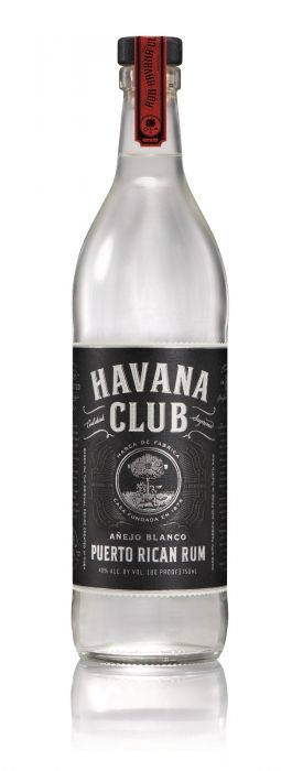 Havana Club Rum Anejo Blanco Puerto Rico 750ml (buy 2 Save $6 Coupon Applied By Bacardi Discount Reflected In Price Shown)