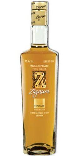 Zignum Mezcal Reposado Mexico 750ml