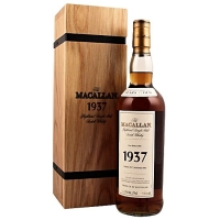 Macallan Fine And Rare 1937 Single Malt Scotch Whisky 750ml