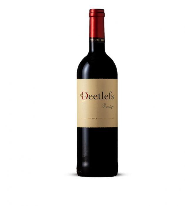 Deetlefs Estate Pinotage South Africa 2013