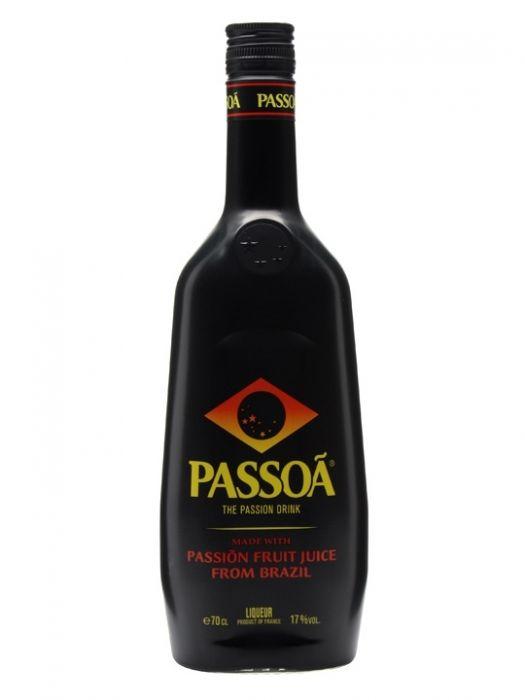Passoa Passion Fruit Liqueur France 40pf 750ml
