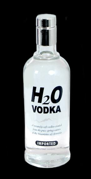H2o Vodka Armenia 750ml