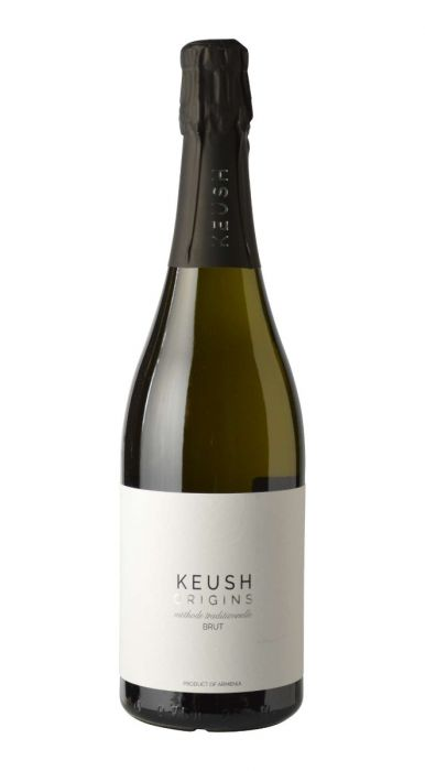 Keush Origins Sparkling Wine Brut Armenia 750ml
