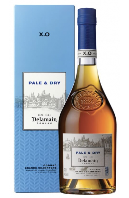 Delamain Cognac Xo Grande Champagne Pale & Dry 750ml