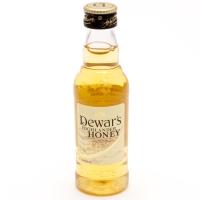 Dewar's Whiskey Highlander Honey 50ml