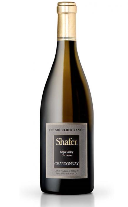 Shafer Red Shoulder Ranch Chardonnay Napa 2018