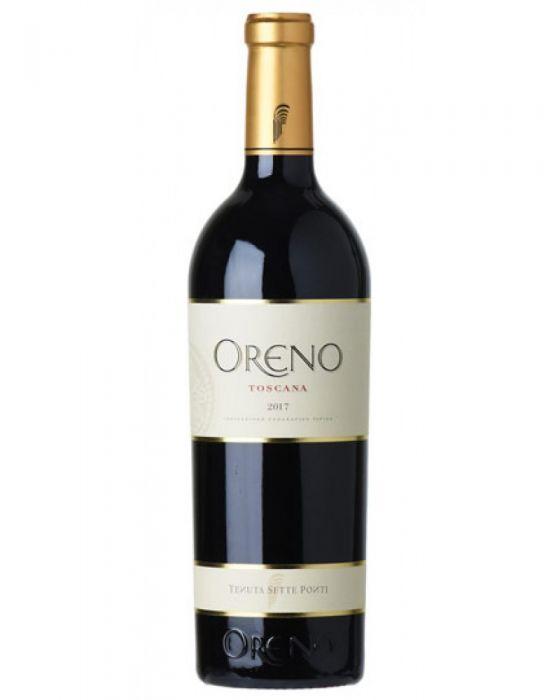 Oreno Red Wine Toscana Italy 2017