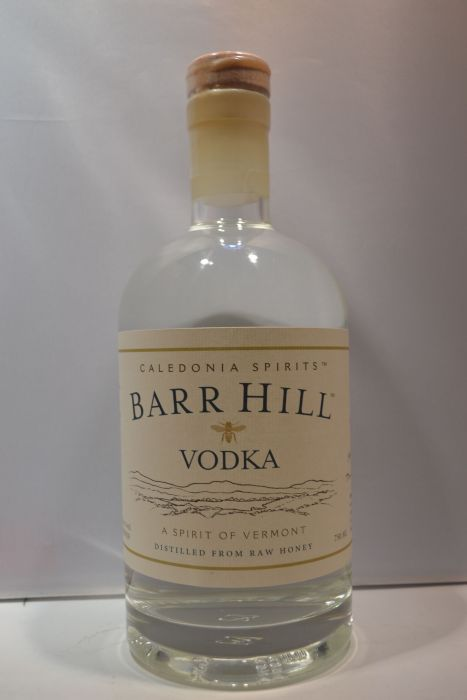 Barr Hill Vodka Made From Honey Vermont 750ml