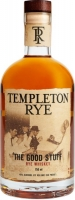 Templeton Whiskey Rye Iowa 4yr 750ml