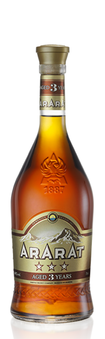 Ararat Brandy Armenian 3yr 750ml