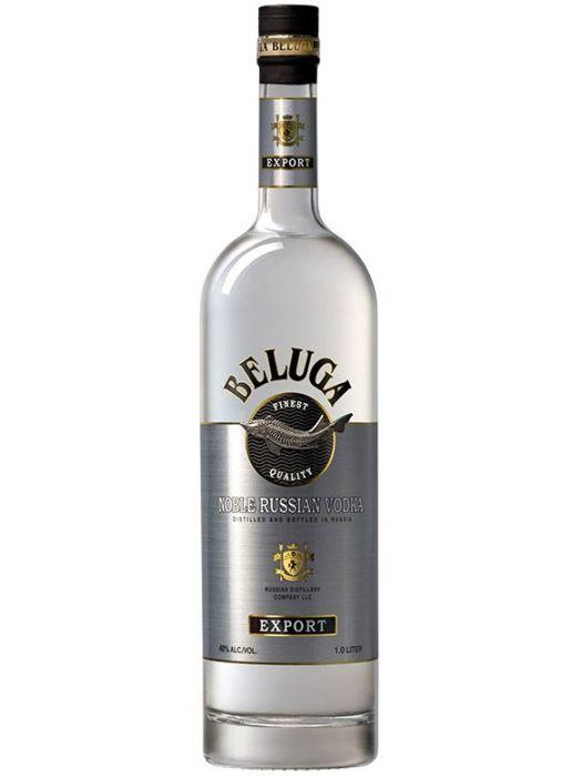 Beluga Vodka Russian 750ml