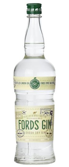 Fords Gin London Dry 750ml