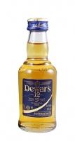 Dewars Scotch Blended 12yr 50ml