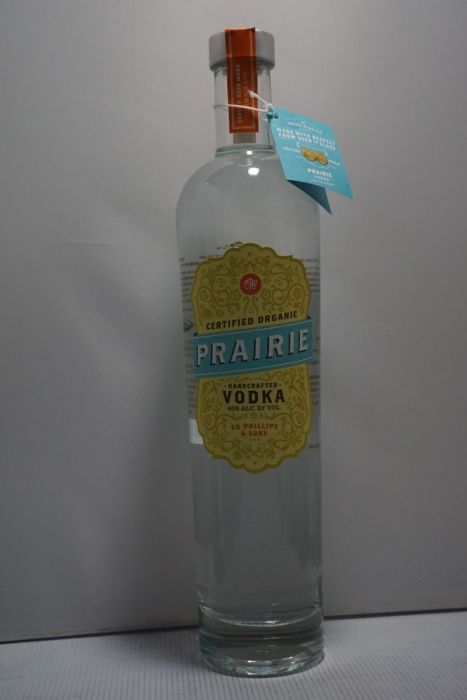 Prairie Vodka Organic Minnesota 750ml