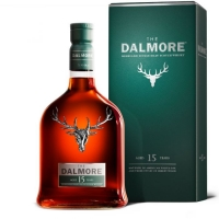 Dalmore Scotch Single Malt 15yr 750ml