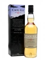 Caol Ila Scotch Single Malt Unpeated Islay 123pf 15yr 750ml
