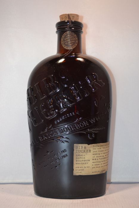 Bib & Tucker Bourbon Small Batch 6yr 750ml