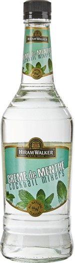 H Walker Creme De Menthe Coc Mix White 750ml