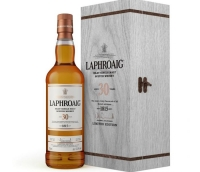 Laphroaig Scotch Single Malt Limited Edition Islay 107pf 30yr 750ml