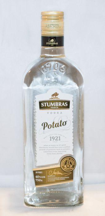Stumbras Vodka Potato Lithuania 750ml
