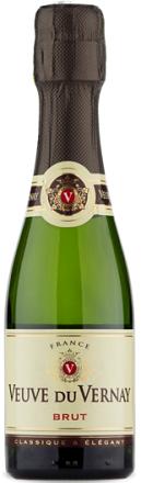 Veuve Du Vernay Sparkling Wine Brut France 187ml