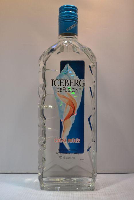 Iceberg Vodka Iceberg Ice Fusion Creme Brulee Canada 750ml