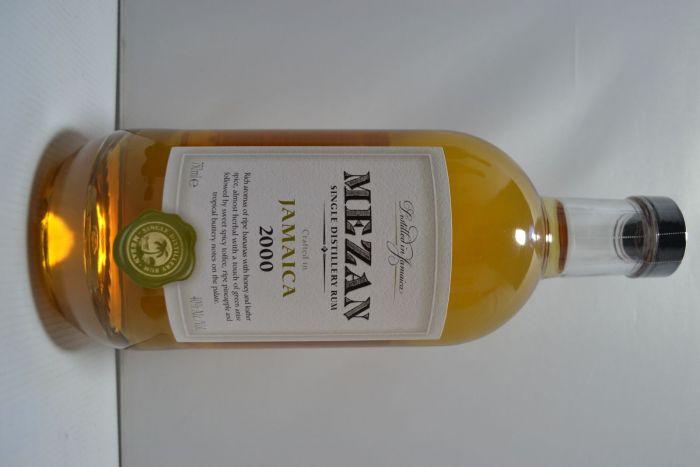 Mezan Rum Jamaica Single Distillery 2000 750ml