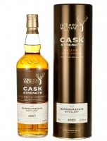 Gordon & Macphail Scotch Single Malt Cask Strength 8yr Dis. 2007 Bunnahabhain Distillery 110.2pf 750ml