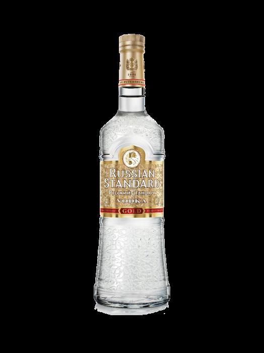 Russian Standard Vodka Gold Russian 750ml