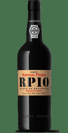 Ramos Pinto Porto Quinta De Ervamoira Tawny 10yr Portugal 750ml