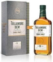 Tullamore Dew Whiskey Single Malt Irish 82.6pf 18yr 750ml
