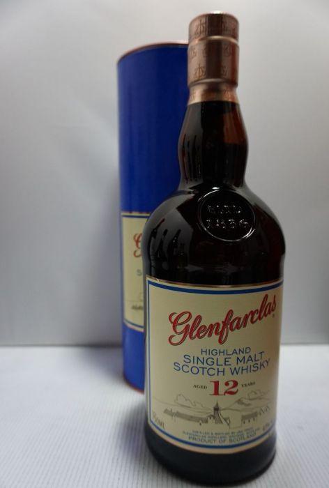 Glenfarclas Scotch Single Malt Highland 86pf 12yr 750ml