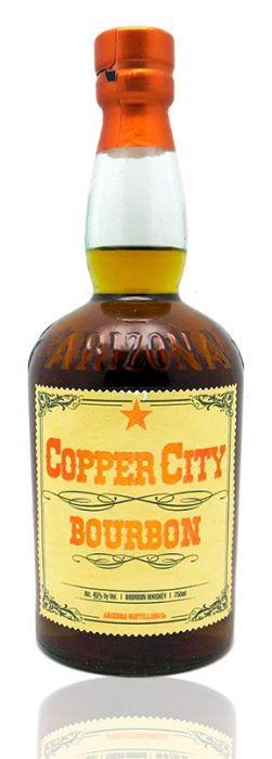Copper City Bourbon Arizona 90pf 750ml